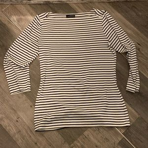 ❄️The Limited Striped Shirt 3/4 Sleeve